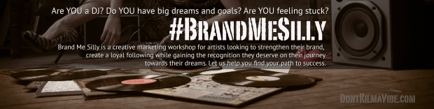 Brand Me Silly a creative marketing workshop with DJs and artists