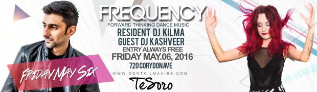 Next DJ Kilma event at Tesoro