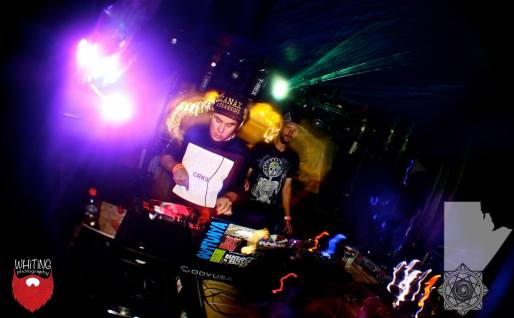 Photo by Whiting Photography  - DJ Kovas & GDubz