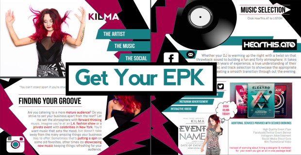 Electronic Press Kit Don T Kilma Vibe