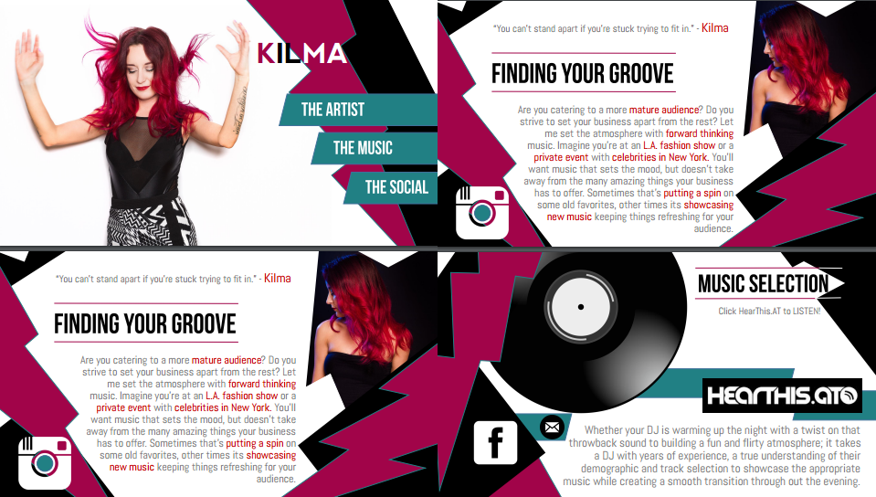 what is a press kit and why do djs need them � dont