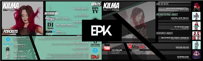 DJ Kilma Press Kit