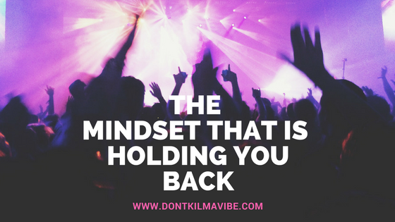 The Fixed DJ Mindset That Is Holding You Back And How To Break It
