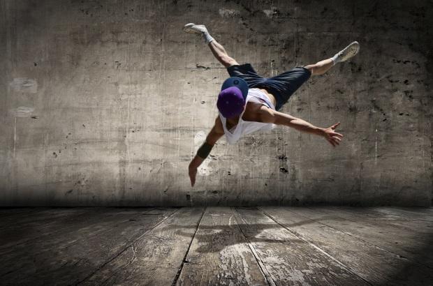 skill dance man